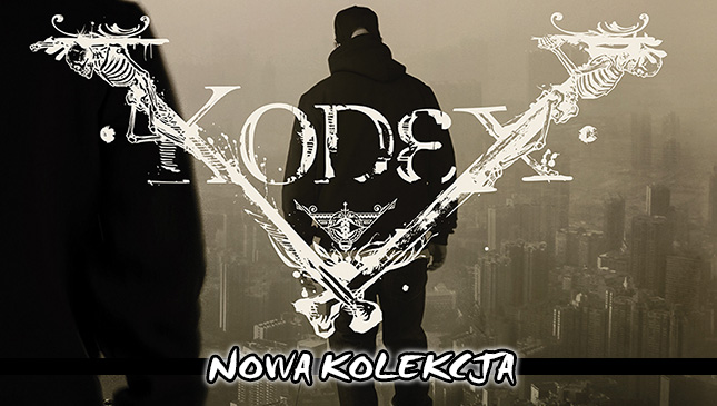 NOWA MARKA - KODEX CLOTHING