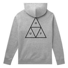 Vertshop.pl • bluza huf memorial triangle hoodie deep olive