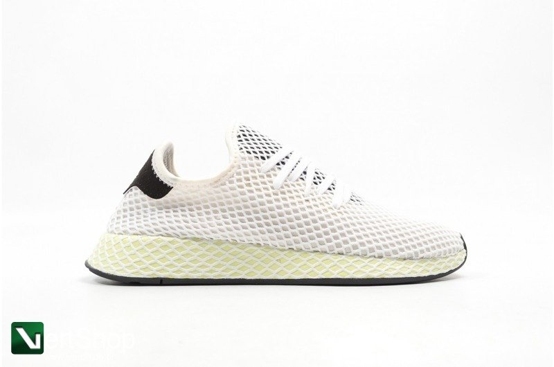 sports shoes 6872b 9e6b8 Vertshop.pl • Adidas Originals • Deerupt Runner (białe)