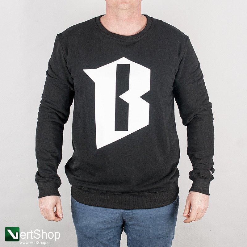 tanio na sprzedaż tak tanio buty na tanie B.O.R • Bluza B Classic (czarna)
