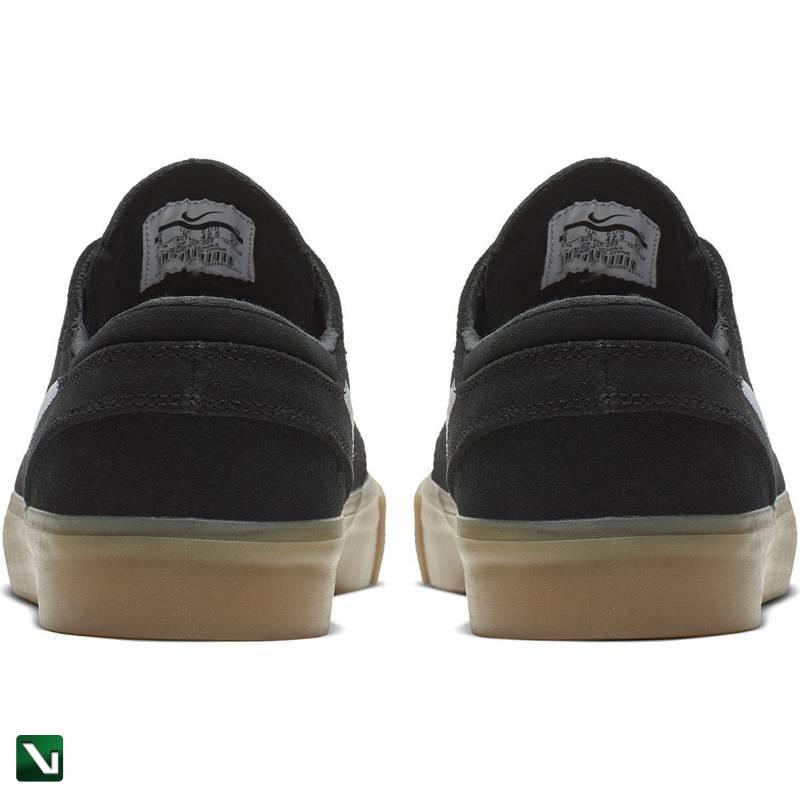 szczegółowe zdjęcia klasyczne style niskie ceny Buty Nike Sb Zoom Stefan Janoski RM Black/white-black-gum Light Brown