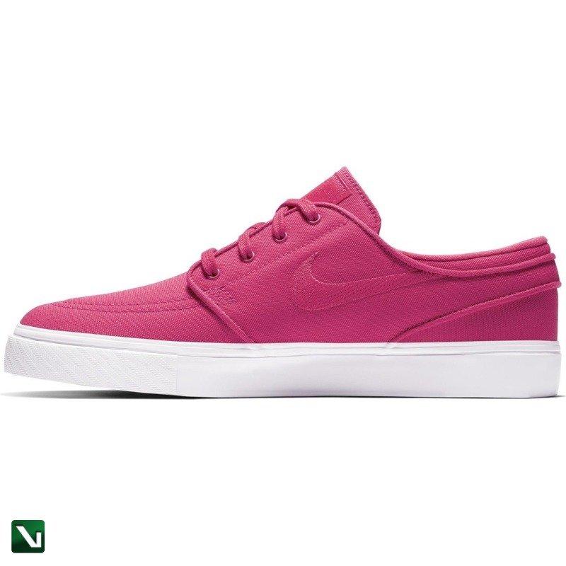 Buty Nike Zoom Janoski rush pinkrush pink gum yellow