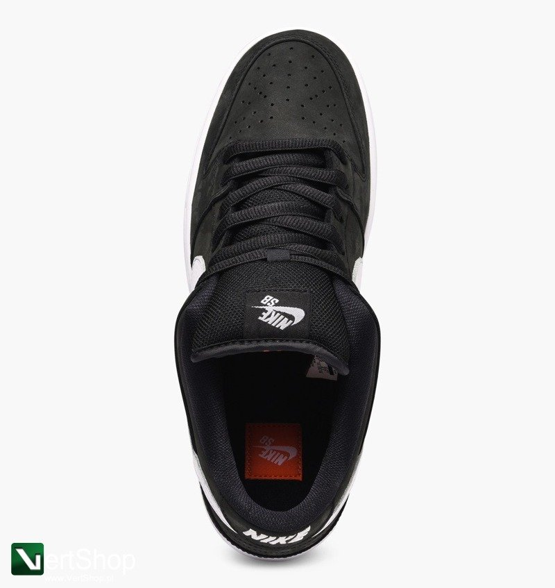 Vertshop.pl • Nike Sb Dunk Low Pro Iso Black white-black 569fb20da