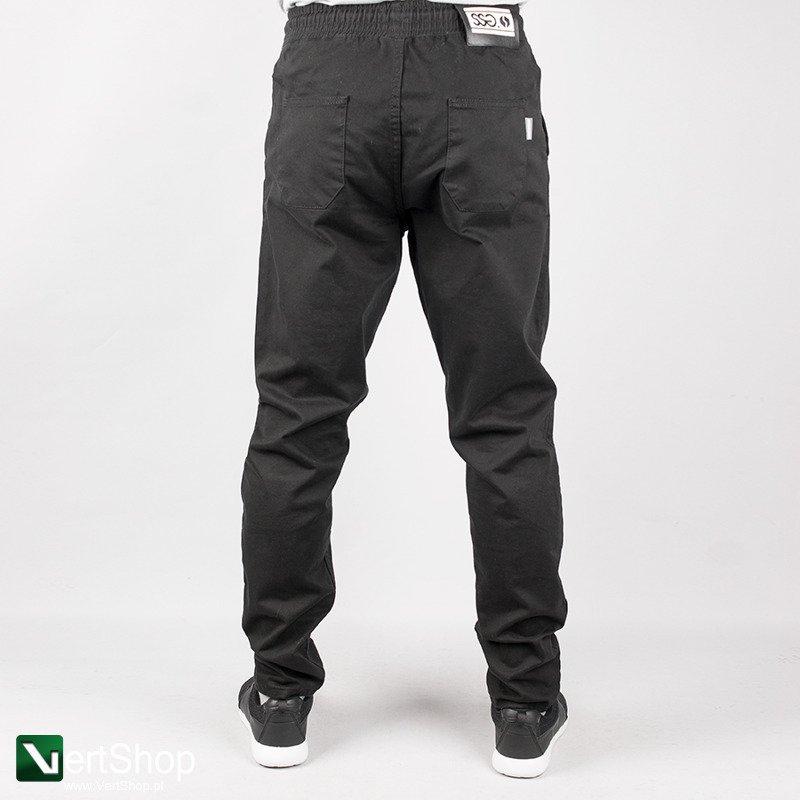 0b9311bd22 Vertshop.pl • SMOKESTORY • Spodnie Classic Stretch (czarne)