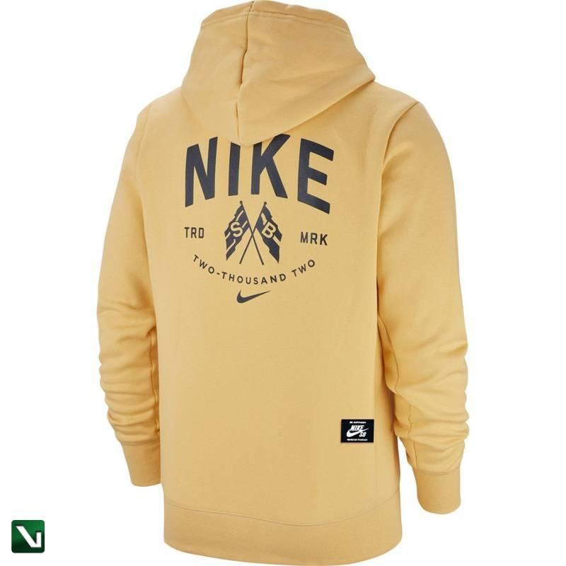 nowy koncept sprzedaż usa online nowe style bluza Nike Sb Celestial Gold/obsidian