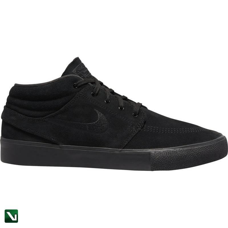 najnowszy dobra sprzedaż gorące wyprzedaże buty Nike Sb Zoom Janoski Mid Rm Black/black-black-black
