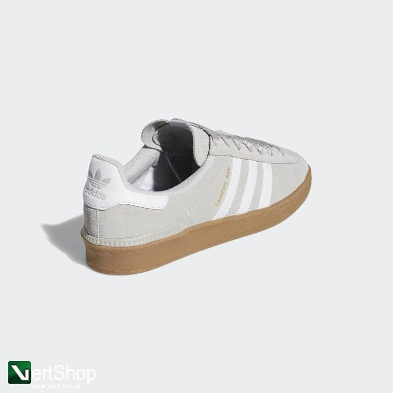 adidas campus Grey One Ftwr White Gold Met.