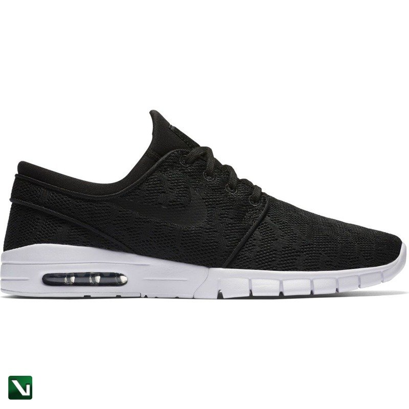 delikatne kolory nowy wygląd butik wyprzedażowy buty nike sb stefan janoski max black/black-white
