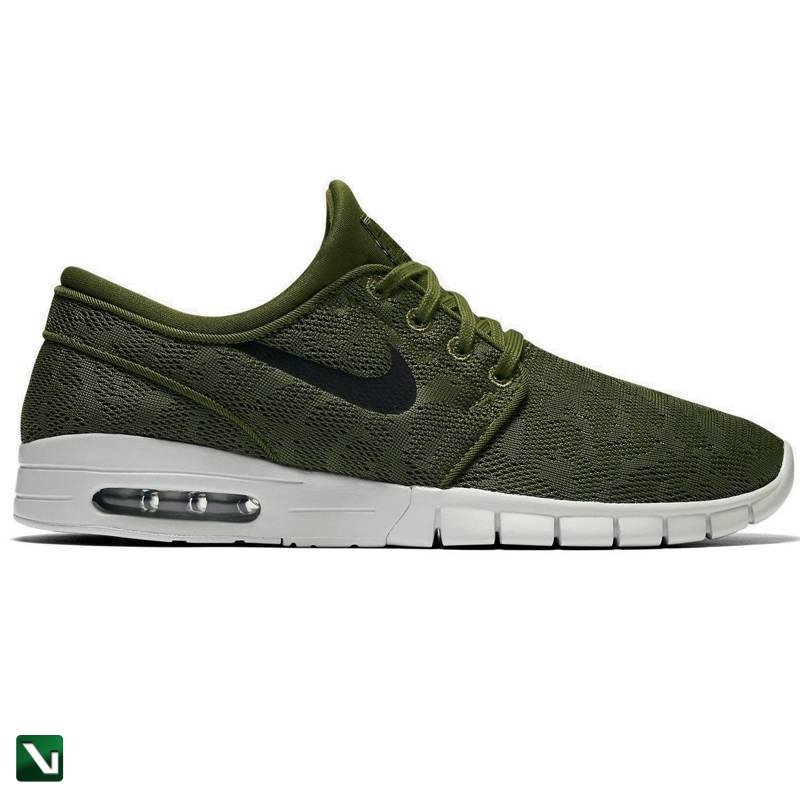 dobra jakość bliżej na przyjazd buty nike sb stefan janoski max legion green/black-pure platinum
