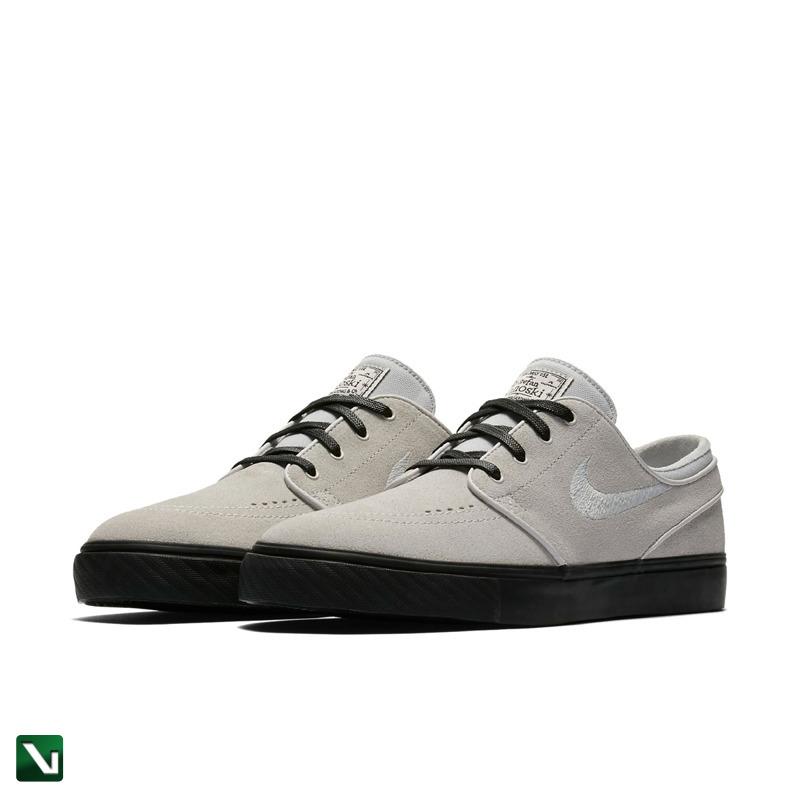 buty na codzień 100% autentyczny sprzedaż uk buty nike sb zoom stefan janoski vast grey/vast grey-black