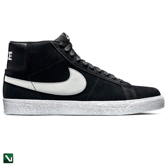 buty nike sb blazer premium se black/base grey-white