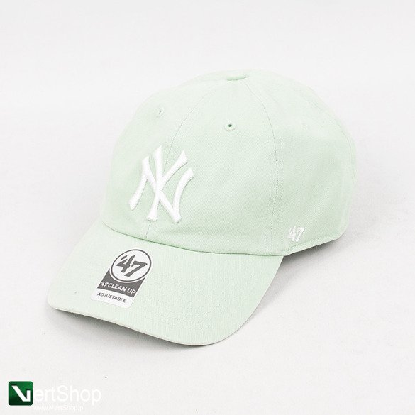 47 BRAND • Czapka New York Clean Up (lime)