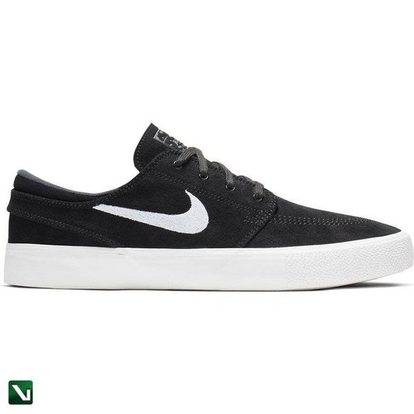 Buty Nike Sb Zoom Stefan Janoski RM SE Black/white-thunder Grey-gum Light Brown