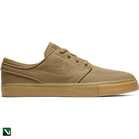 Buty Nike Zoom Stefan Janoski golden beige/golden beige-gum yellow