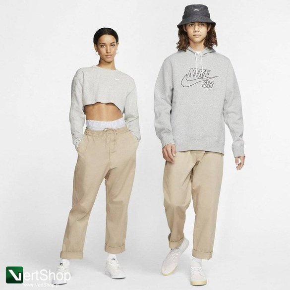 Nike Sb Dri-fit Pull On Chino khaki