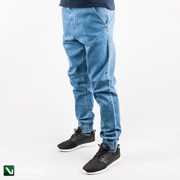 Vertshop.pl • SMOKESTORY • Spodnie Jogger Black Slim Doble