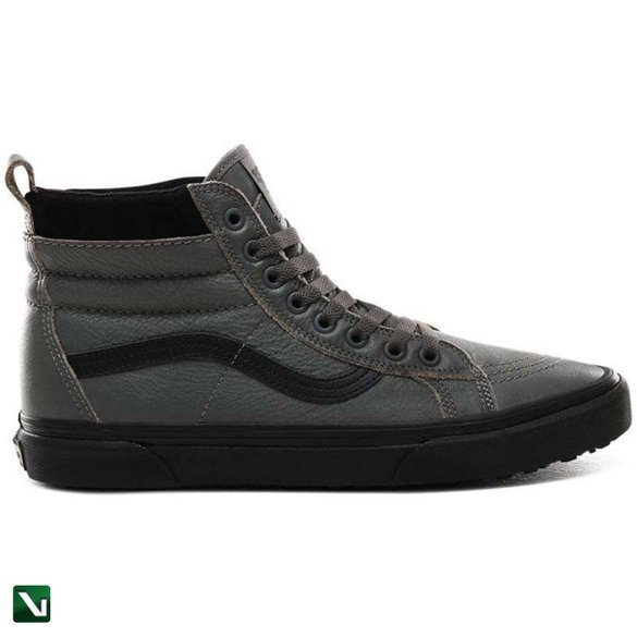 Vans Sk8-hi Mte (Mte) Leather/ Grey