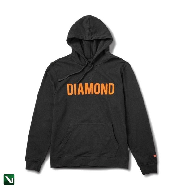 bluza DIAMOND FRENCH TERRY TEAM HOODIE