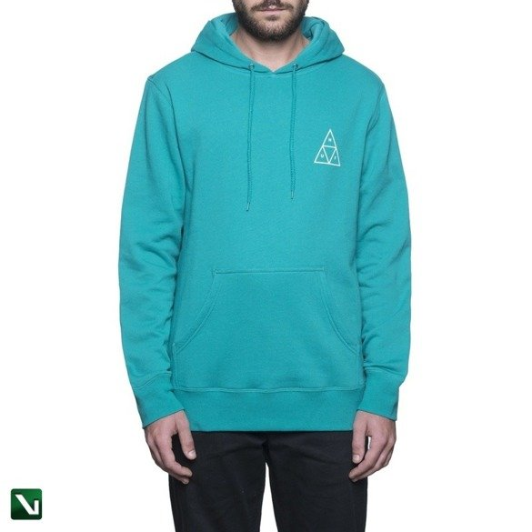 bluza huf TRIPLE TRIANGLE PULLOVER HOODIE essentials