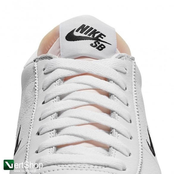 buty Nike SB Zoom Bruin ISO white/black-safety orange