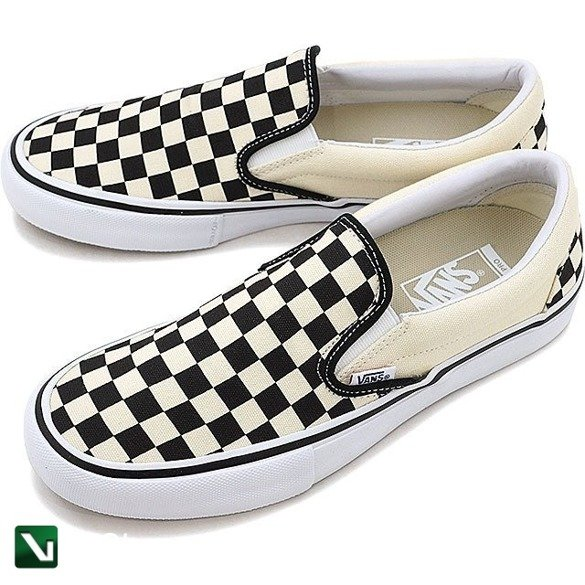 buty Vans Slip-On Pro (Checkerboard)