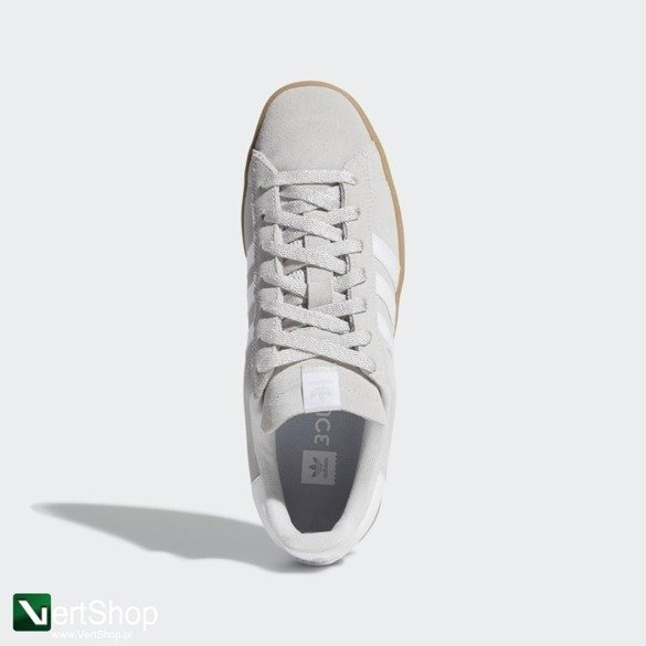 buty adidas campus Grey One / Ftwr White / Gold Met.