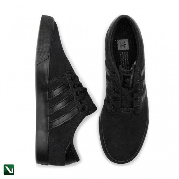 buty adidas seeley black