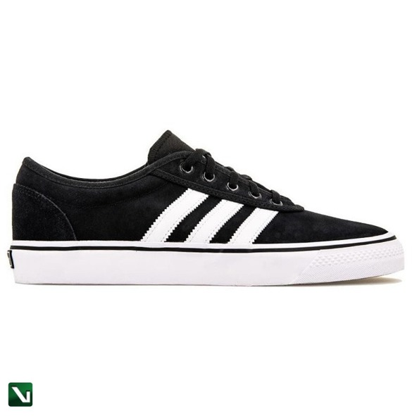 buty adidas skateboarding adi ease black / white