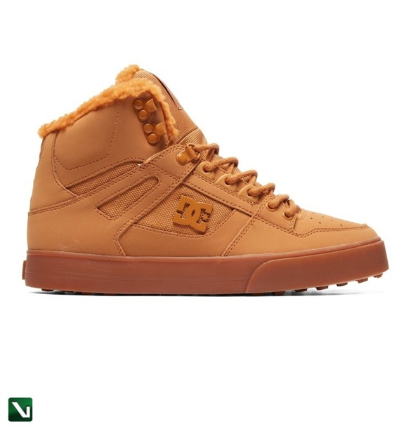 buty dc shoes pure ht wc wnt brown