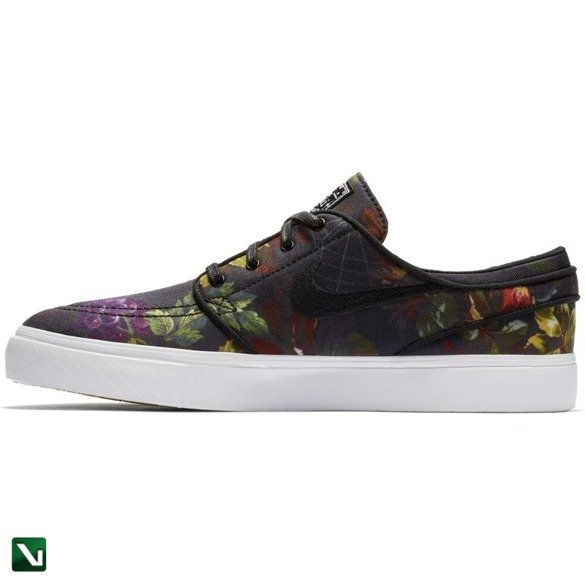 buty nike janoski canvas floral  MULTI-COLOR/BLACK-WHITE-GUM LIGHT BROWN
