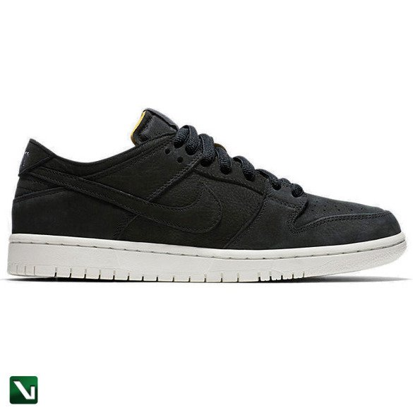 buty nike sb zoom dunk low pro deconstructed black/black-summit white-anthracite