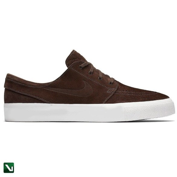 buty nike sb zoom janoski ht baroque brown/baroque brown-ivory