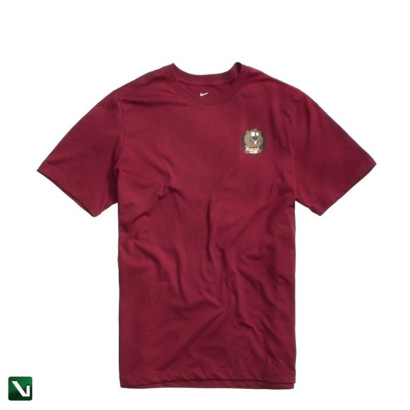 koszulka nike sb tee gopher team red