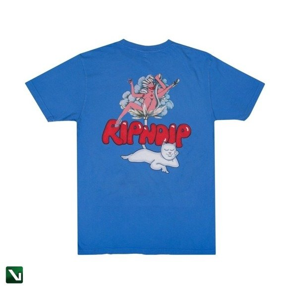 koszulka ripndip Cherry Blossom Tee (Light Blue)