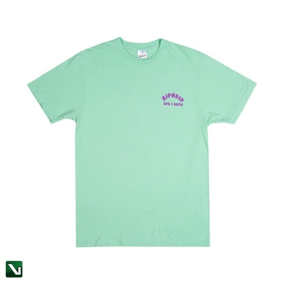 koszulka ripndip Spa Day Tee (Light Mint)