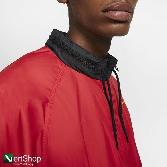 kurtka Nike Sb Shield Seasonal Jacket University Red/black/university Gold