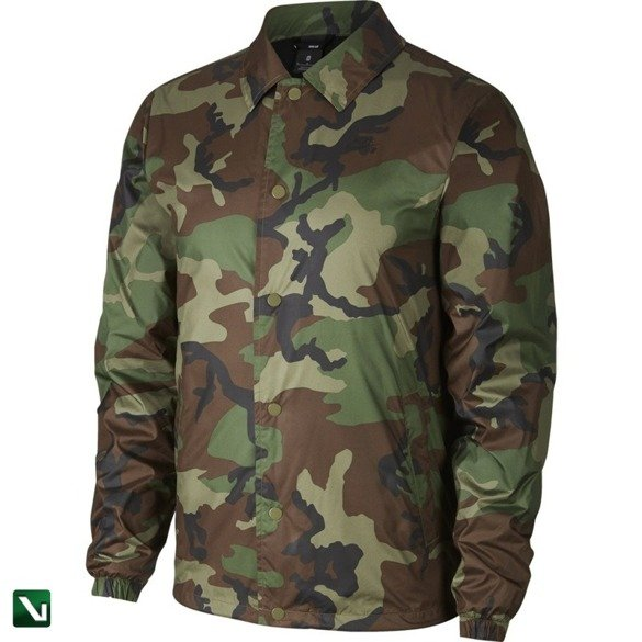 kurtka nike sb shield jacket medium olive/black
