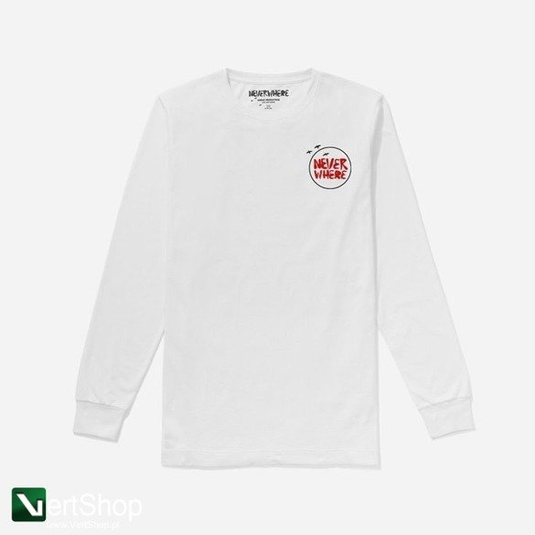 long sleeve neverwhere white