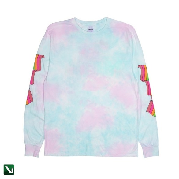 longsleeve ripndip my little nerm