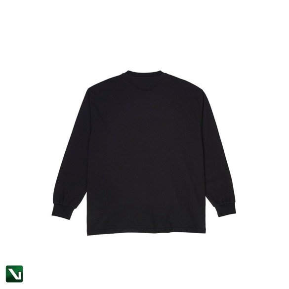 polar KIDNEY LONGSLEEVE black