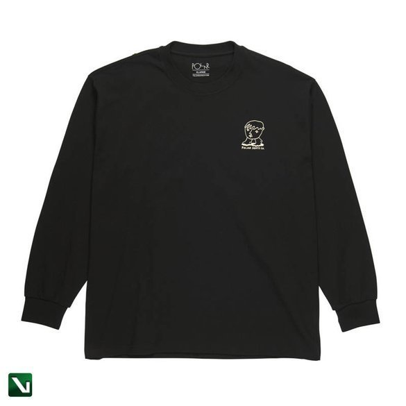 polar dirty boys longsleeve black