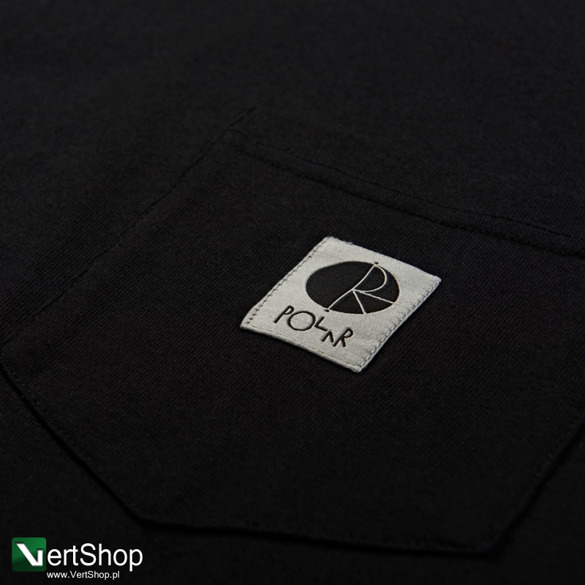 polar pocket longsleeve black