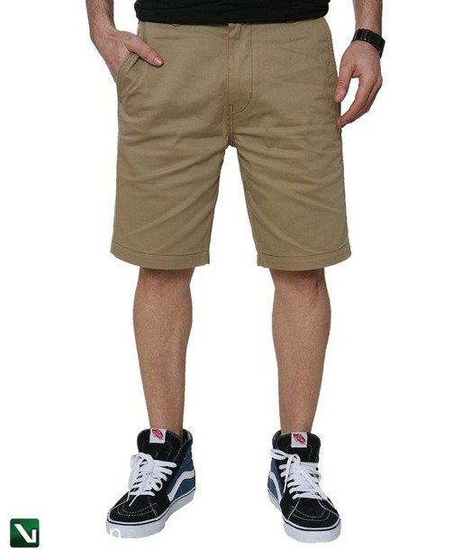 szorty levi's skate work short se (khaki)